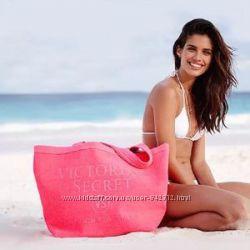 Пляжные аксессуары Victoria&acutes Secret - сумки, полотенца, плед