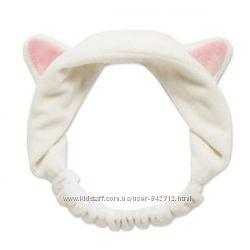 Аксессуары для волос Корея - повязка на голову, липучки для волос