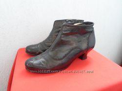 Ботинки кожанние Gabor р. 37