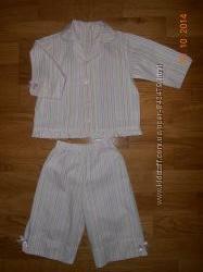 очень красивая и качественная пижама Mothercare дешево для девочки
