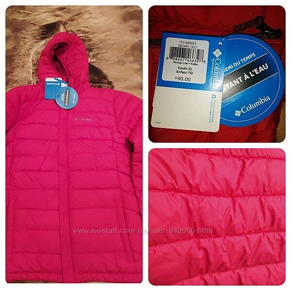 Куртка Columbia размер XL18-20 подросток
