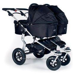 Спец. цена Универсальная коляска для двойни ТFK Twinner Twist Duo 2 в 1