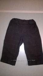 Нарядные  брюки на годик  на мальчика 9-12 мес