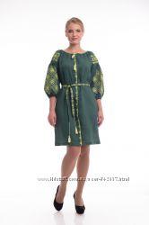 1251500494c Вышитые платья в стиле бохо