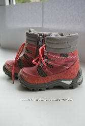 Зимние кожаные ботиночки Bartek, 21 размер