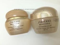 Shiseido Benefiance крем дневной, ночной