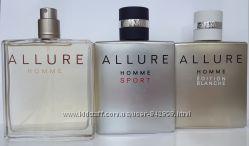 Chanel Allure мужские, оригинал