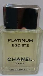Chanel Egoiste Platinum тестер, оригинал 100 ml