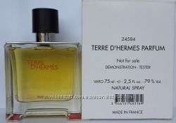 Hermes Terre dHermes оригинальный тестер