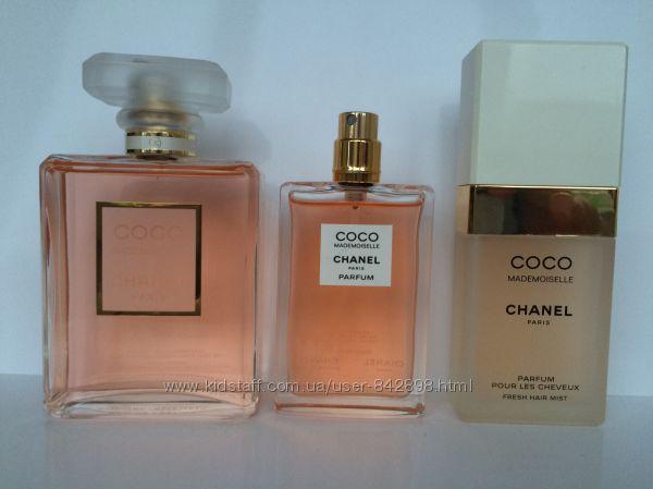 Chanel Coco mademoiselle оригинальные тестера