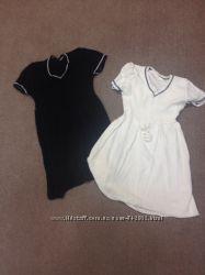 белая туника, можно носить как платье
