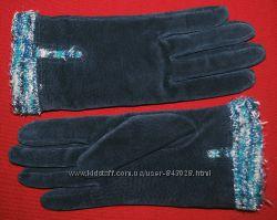 Перчатки зимние новые, размер 7