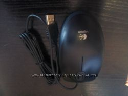Мышь usb проводная Logitech B100