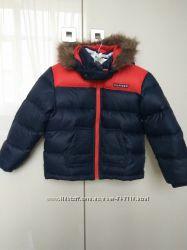 Зимняя пуховая куртка Tommy Hilfiger на 3 года