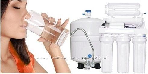 Фильтры для воды Установка Ремонт и Обслуживание