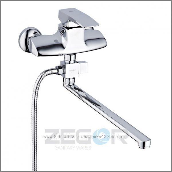 Смеситель для ванны Zegor GEN