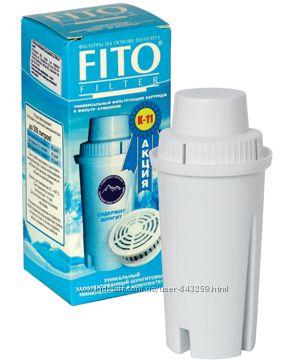 Fito Filter K-11 аналог Брита классик BritaClassic НашаВода АквафорВ100-15