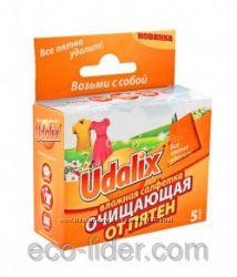 Салфетка Udalix, Удаликс очищающая от пятен