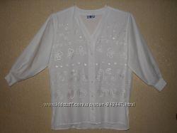 Красивая нарядная блуза New Look