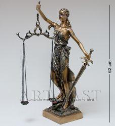 Статуэтка Фемида - богиня правосудия. Высота 20, 30, 40, 50 см.