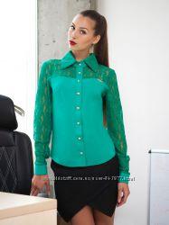 Стильна сорочка розмір L  в наявності