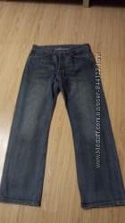 фирменные, мужские джинсы