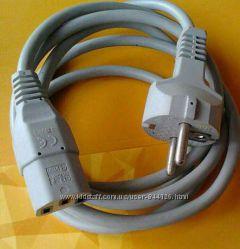 Сетевой шнур для компьютера 1, 8 м
