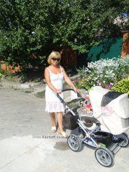 Продам коляску АБС Design Pramy Luxe