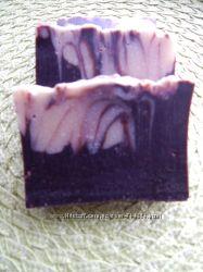 Органическое мыло с нуля тонизирующее - имбирь-мята-шоколад