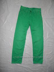 р. 152-158, яркие и модные джинсы бойфренды Okay Германия