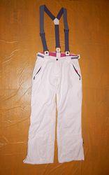 M-L, поб 50-54 лыжные штаны полукомбинезон сноуборд X-Mail, Германия,