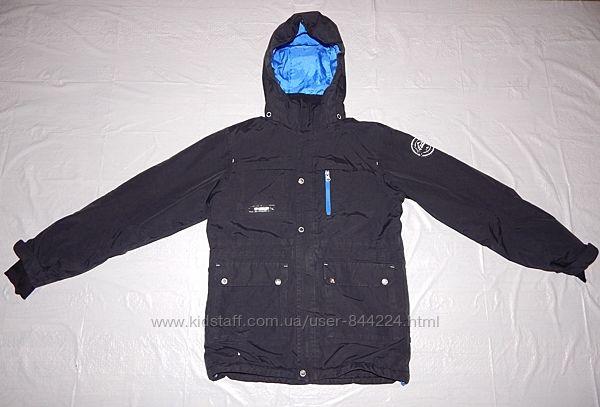 р. 158-164, лыжная куртка сноуборд мембрана 5К McKinley. Австрия
