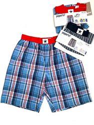 р. 134-140, трусы шорты пижамные, семейные для мальчиков, Pepperts, Германи