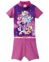 Купальный костюм с уф защитой Little Pony, р. 74-80