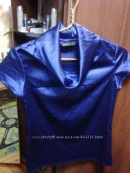 Блузка шёлковая