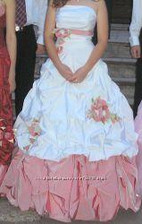 Платье свадебное, выпускное