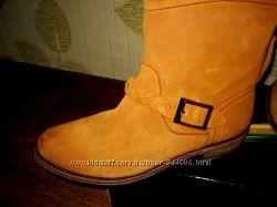 замшевые ботинки Blackstone, раз 41