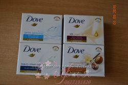 Мыло Dove, кусковое 100 гр