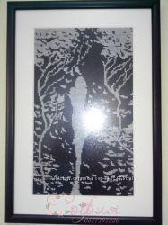 Продам картины вышитые нитками и бисером