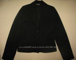 Школьный пиджак Ahsen р. 9-10 чёрный большемерит