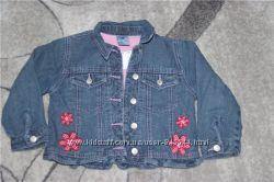 Продам джинсовый пиджачок на флисе