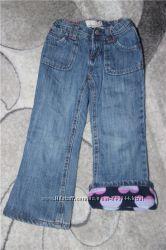 Продам джинсы на флисе OLD NAVY, р. 4т