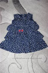 Продам платье CRAZY8, на 4 и 5 лет