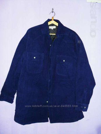 Продам мужскую вельветовую курточку xxl