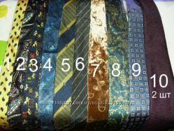 Продам новые и б. у. фирменные галстуки