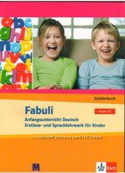 Fabuli підручник - початковий курс німецької мови