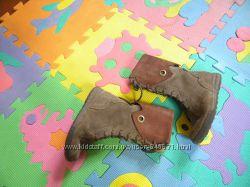 кожаные сапоги весна, 25 размер , деми KIDDY KICK Немецкие