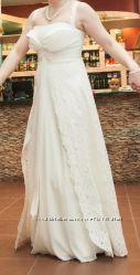 Продаю счастливое свадебное платье, Италия