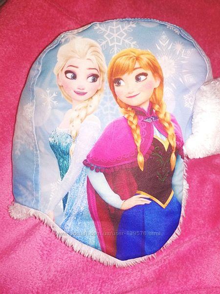 Наша шапка-ушанка George Холодное сердце Frozen в идеале