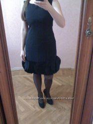 Продам элегантное черное платье